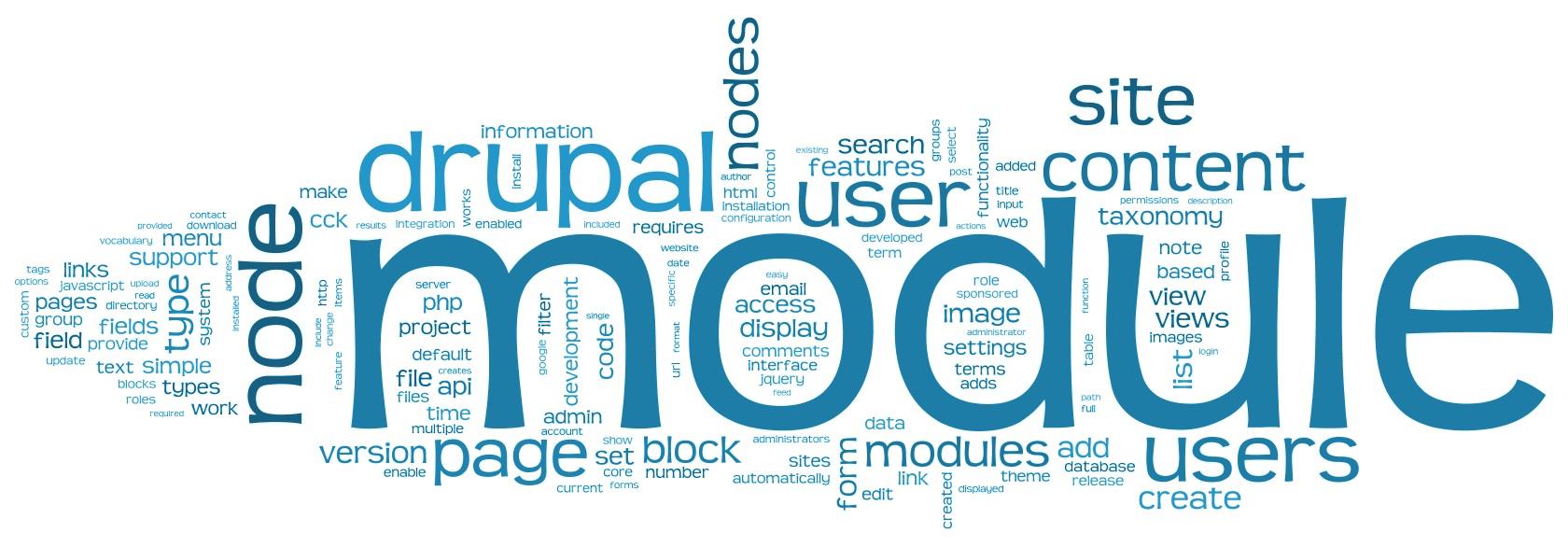 drupal-words